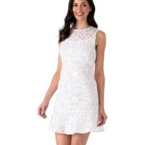 ❤️Michael Kors White Lace Dress NWT $250!